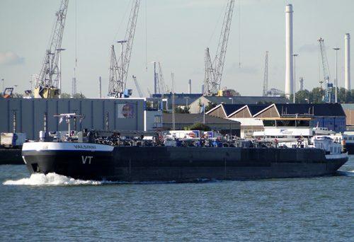 Huur- en Charterschepen