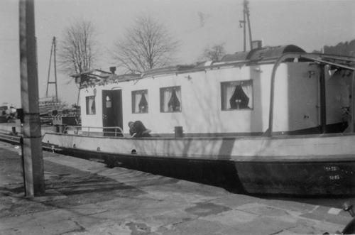 Het motortankschip APULIA