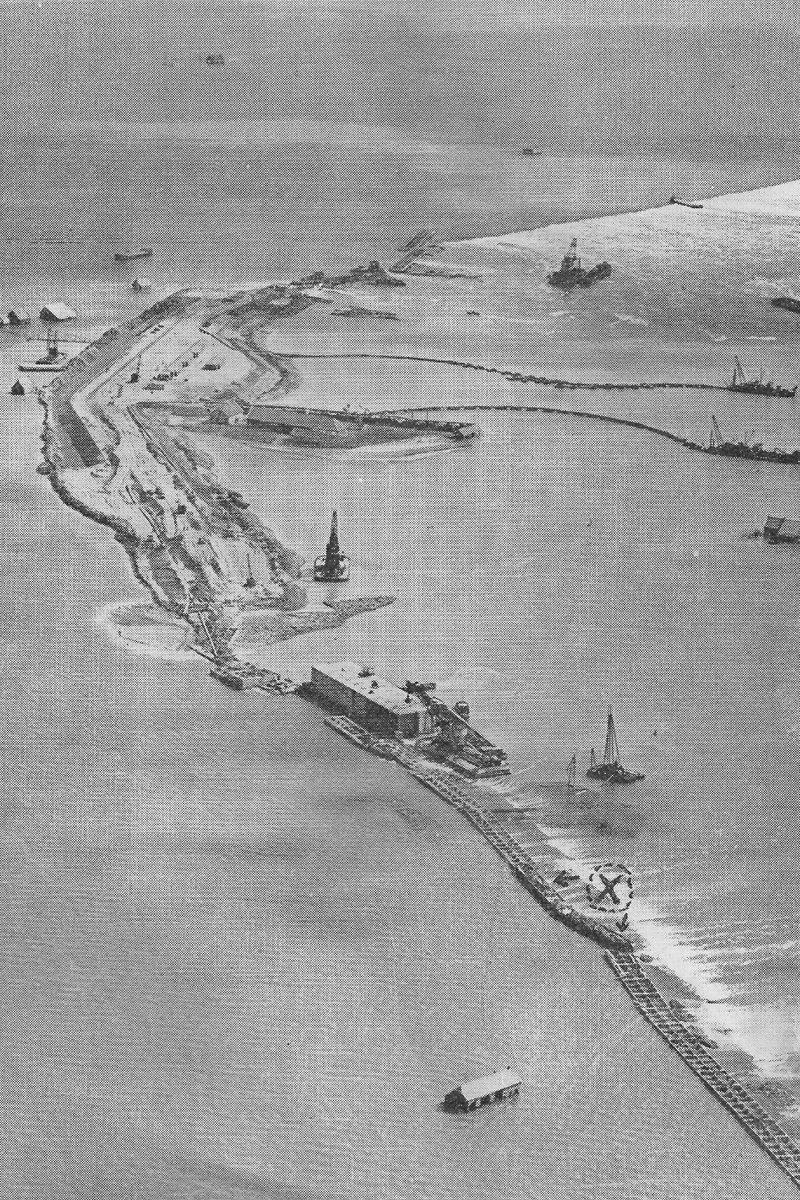 Het Gat van Schelphoek (Watersnoodramp 1953)