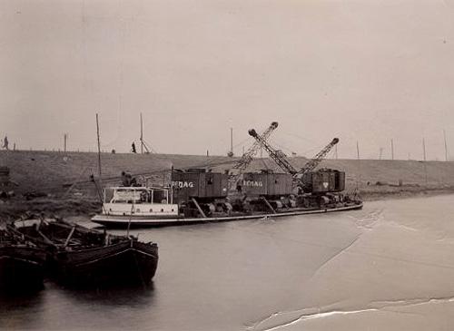 De aanleg van het Twenthe-Rijnkanaal in de jaren dertig van de vorige eeuw