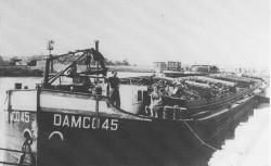 De Damco Vloot