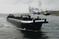 Duwende Motortankschepen